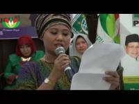 Peringati hari Kartini, Dewan Pengurus Pusat Partai Kebangkitan Bangsa (DPP PKB) bersama organisasi sayap Perempuan Bangsa (PB)
