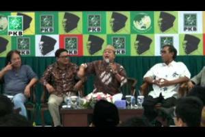 Pekerja Seni dan Budaya, Ahmad Syakirun (Kirun) berikan Testimoni KH Abdurrahman Wahid (Gus Dur) dalam acara Haul Gus Dur ke - 5