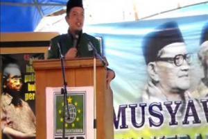 KH Maman Imanulhaq Berikan Tausyiah di Muscab ke 3 DPC PKB Sumenep