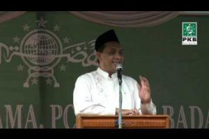 Pengurus DPP PKB dalam rangkaian Ziarah Wali Songo bersilaturahmi dengan Kiai Kampung Tegal, Jateng
